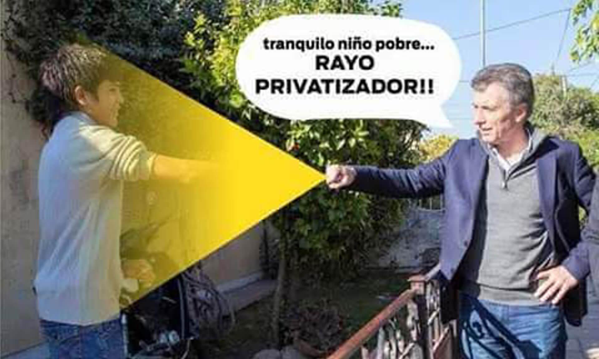 macri-memes-rayo-privatizacion