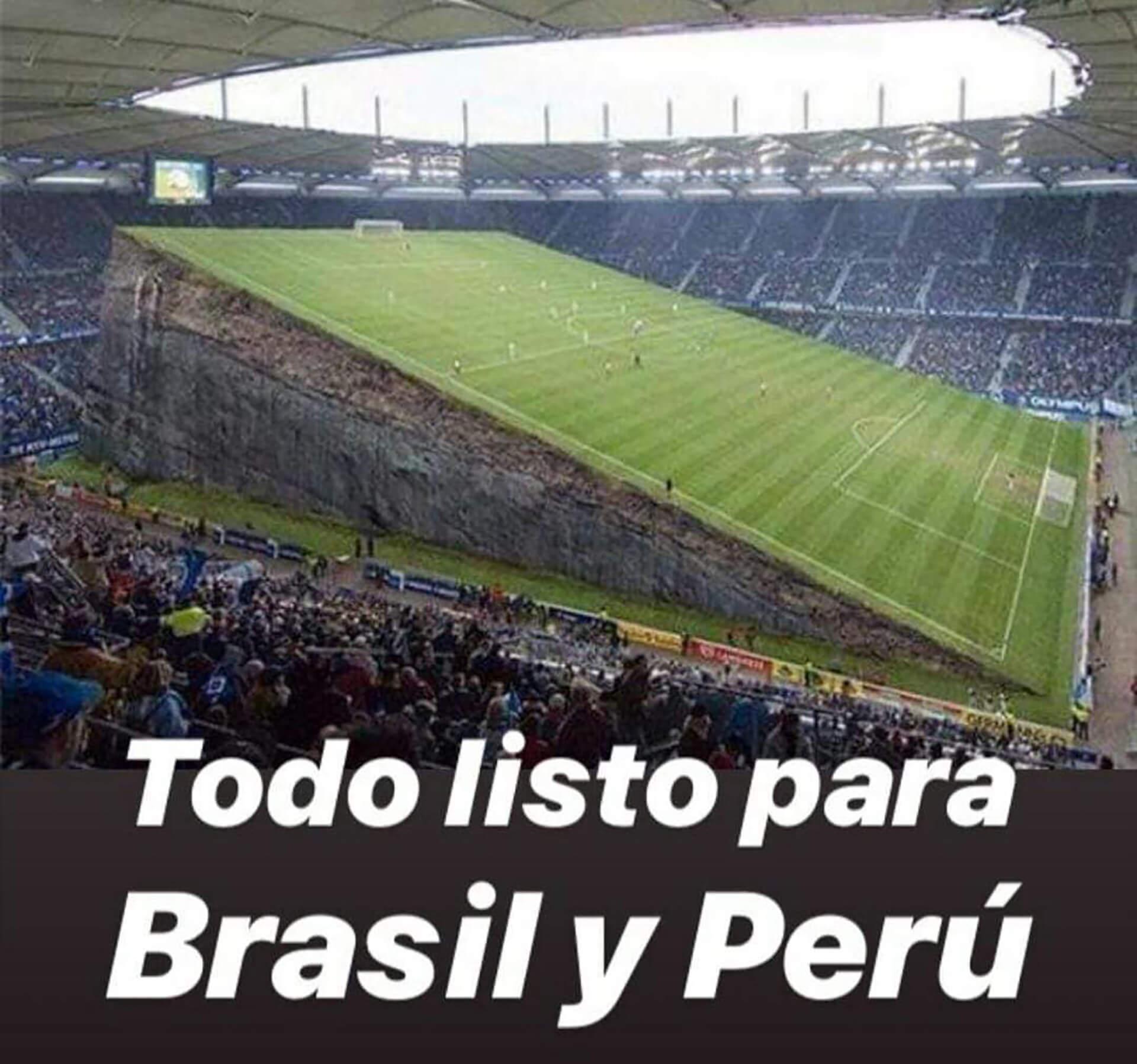 Sudamérica hinchaba por Perú, pero nadie tenía mucha fe.