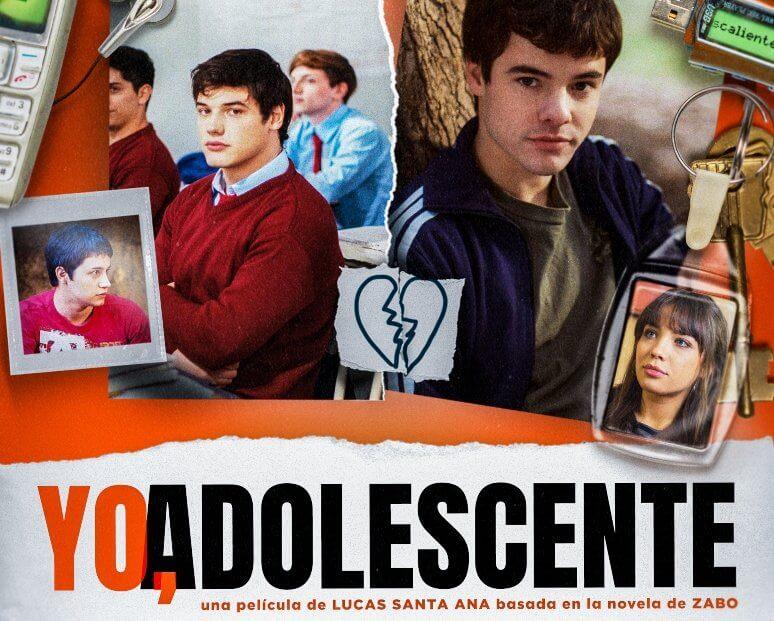 Poster Yo adol